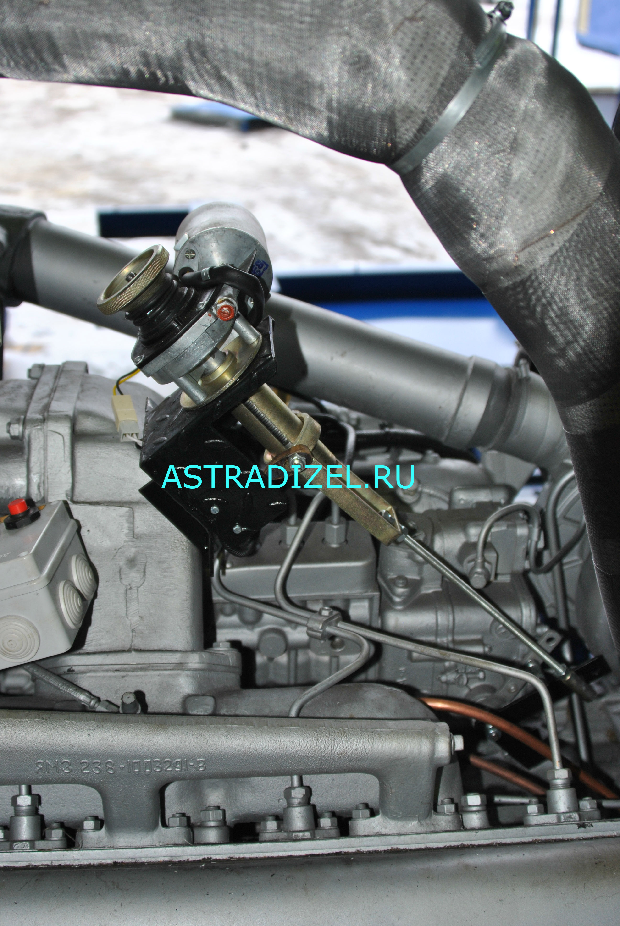инструкция по установке зажигания двигатель ямз 236